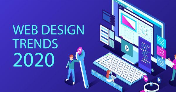 2020年10大網頁設計趨勢